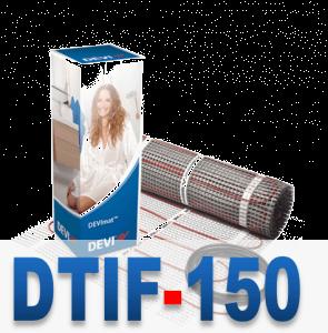 Теплый пол Devimat DTIF 150