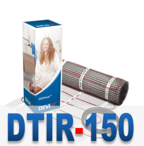 Теплый пол DEVIcomfort DTIR 150