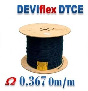DEVIflex DTCE - 0,367 Ом/м