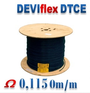 DEVIflex DTCE - 0,115 Ом/м