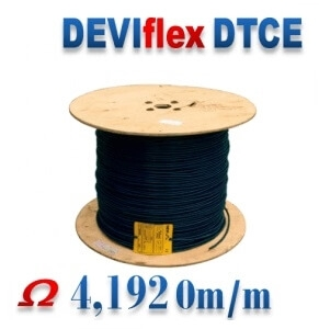 DEVIflex DTCE - 4,192 Ом/м