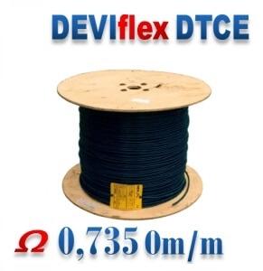 DEVIflex DTCE - 0,735 Ом/м