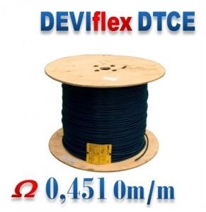 DEVIflex DTCE - 0,451 Ом/м