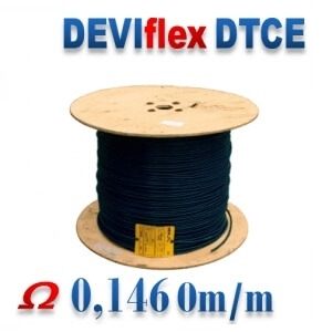 DEVIflex DTCE - 0,146 Ом/м