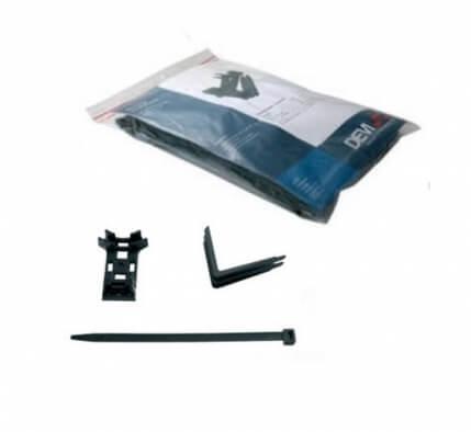19805193 | Крепление кабеля на поверхности или на краю металочерепичной кровли DEVlclip Guardhook